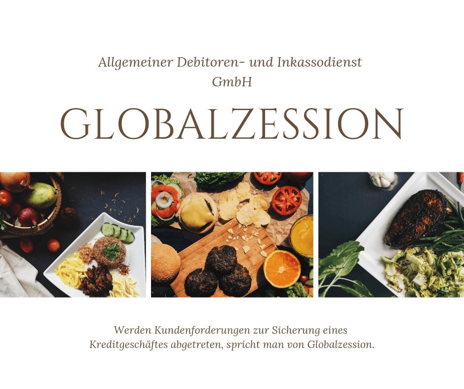 Allgemeiner Debitoren- und Inkassodienst GmbH Globalzession