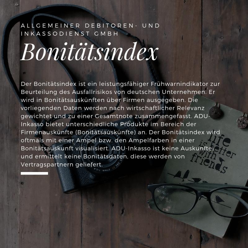 Allgemeiner Debitoren- und Inkassodienst GmbH bonitätsindex