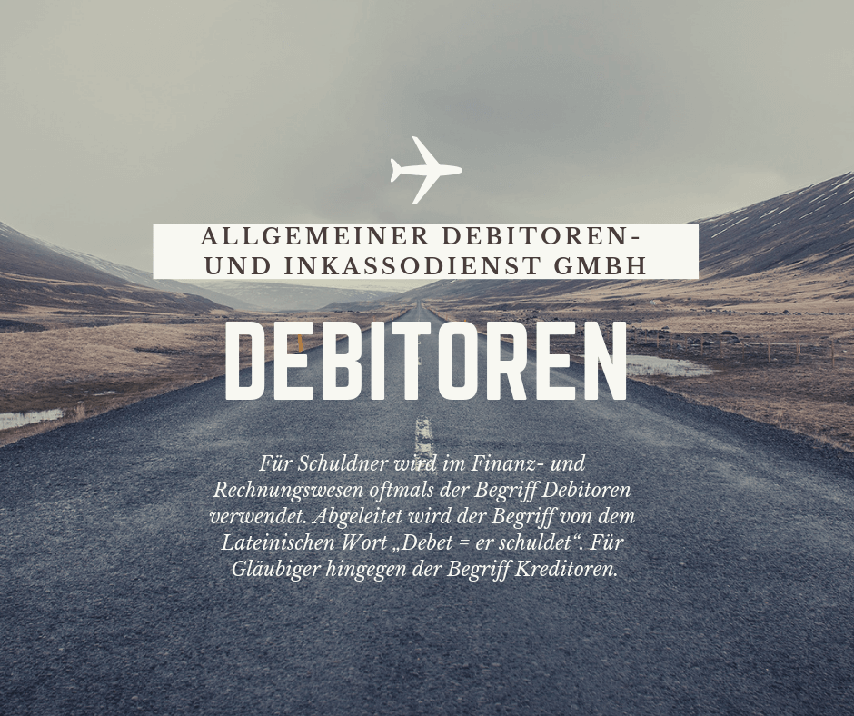 Allgemeiner Debitoren- und Inkassodienst GmbH debitoren