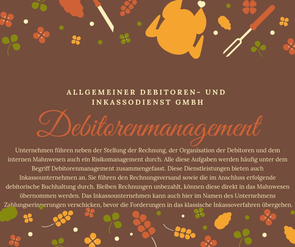 Allgemeiner Debitoren- und Inkassodienst GmbH debitorenmanagement